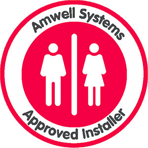 Amwell Systems Approved Installer Logo